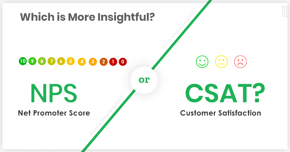 NPS or CSAT? Which is More Insightful?