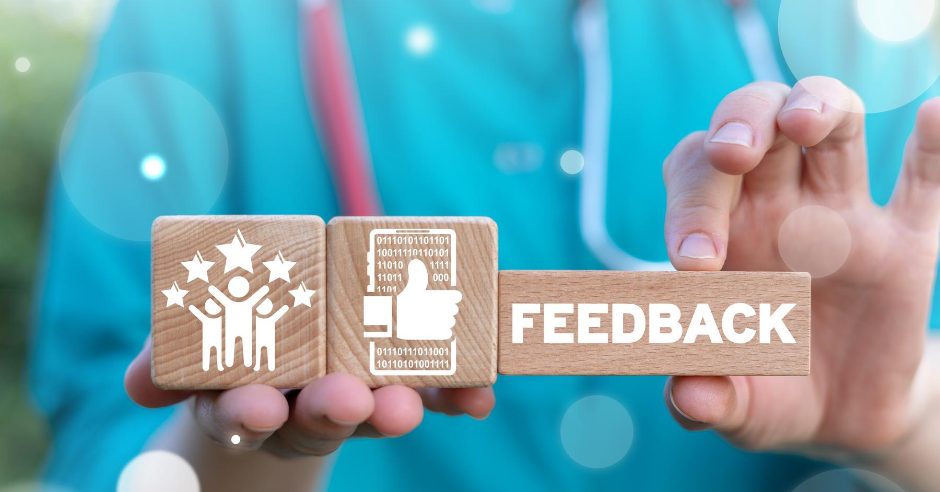 Collecting Feedback Without Collecting Feedback for Driving Patient Experience in Hospitals
